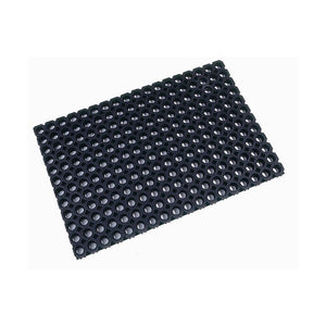 Floortex Octomat Scraper 32x48 BLK