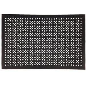Floortex Opentop anti-fatigue mat 36x60 BLK