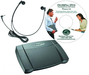 FSUSBProUltra Digital Transcription Kit
