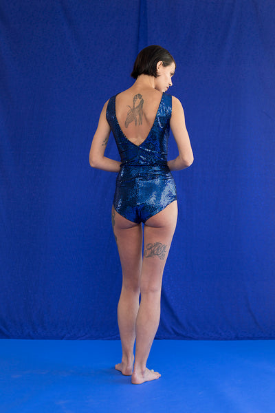 leotard-Blue