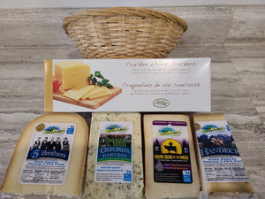 "Small ""All Cheese Basket"" - Pick Up Only"