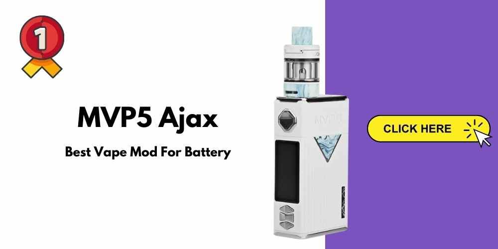best vape mod for battery MPV5 ajax