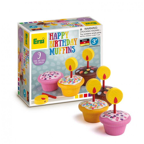 Erzi Play Food - Birthday Muffins
