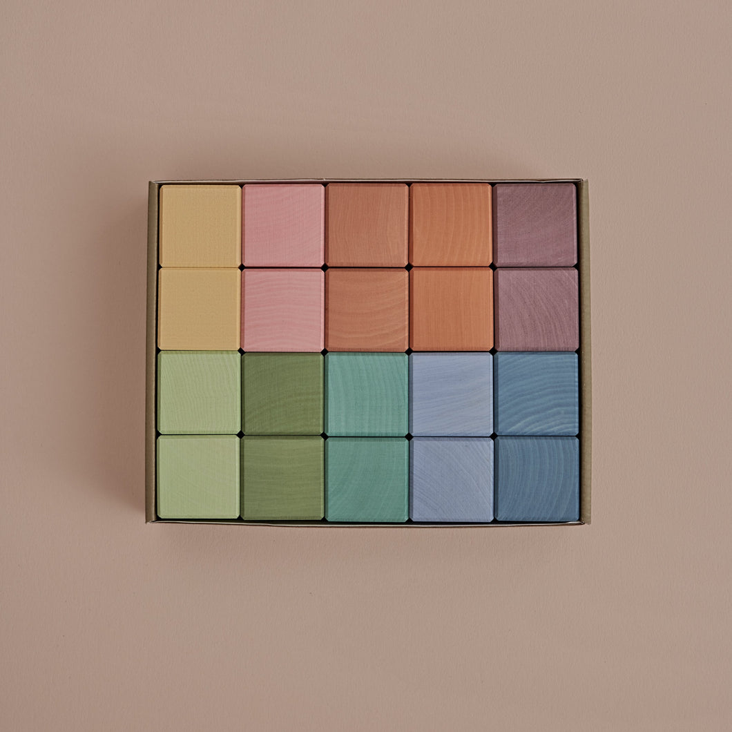 Raduga Grez Earth Pastel Cubes (Incoming)