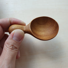 Load image into Gallery viewer, Wooden Spoon With Knob Handle