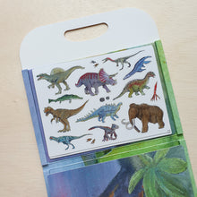 Load image into Gallery viewer, Magnetic Dinosaur Activity Book
