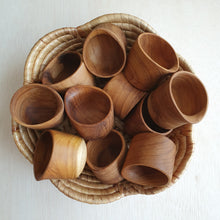 Load image into Gallery viewer, Wooden Sauce Pot