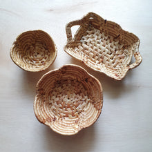 Load image into Gallery viewer, Natural Material Baskets