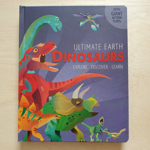 Ultimate Earth Dinosaurs