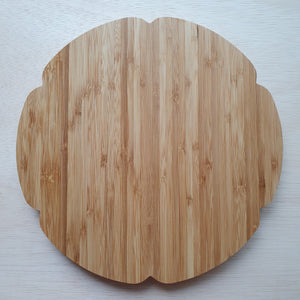 Wooden Tray - 7 Section (30cm)