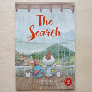 The Search - Lee Kow Fong (Ah Guo)
