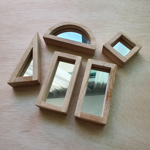 Mirror Blocks (Set of 5)