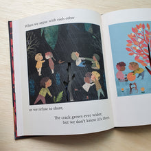 Load image into Gallery viewer, Kindness Grows: A Peek-through Picture Book by Britta Teckentrup