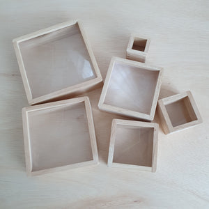 Magnifying Blocks (Set of 6)