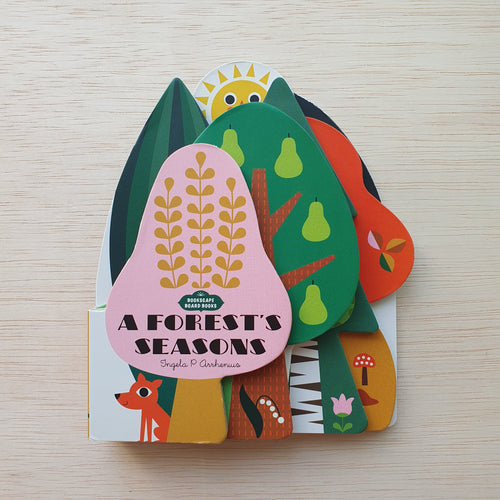 Bookscape Board Books: A Forest's Seasons