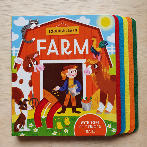 Touch And Learn: Farm