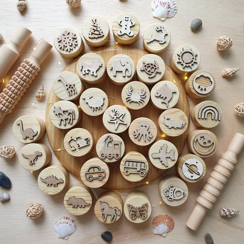 Wooden Stampers