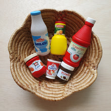 Load image into Gallery viewer, Erzi Play Food - Beverage And Condiments