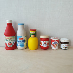 Erzi Play Food - Beverage And Condiments