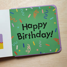 Load image into Gallery viewer, Baby Touch: Happy Birthday!