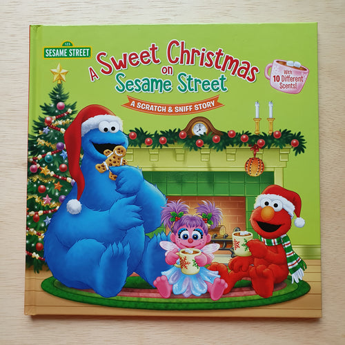 A Sweet Christmas On Sesame Street