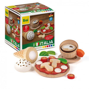 Erzi Play Food - Assortment Italia