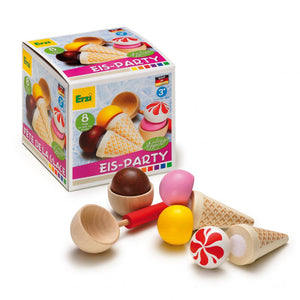 Erzi Play Food - Ice Cream Party