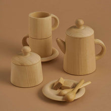 Load image into Gallery viewer, Raduga Grez Tea Set - Natural