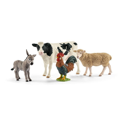 Schleich Starter Farm World Play Set