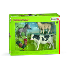 Load image into Gallery viewer, Schleich Starter Farm World Play Set