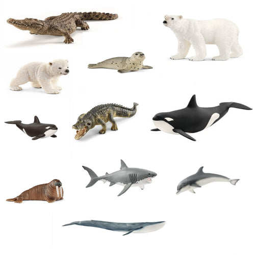 Schleich Sealife Animals
