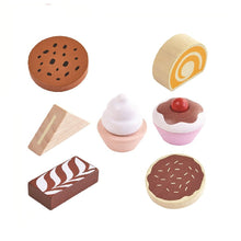 Load image into Gallery viewer, Plan Toys Bakery Stand Set