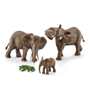 Schleich African Elephant Family