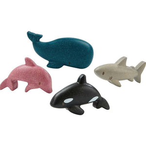 Plan Toys Sea Life Set (Set of 4)