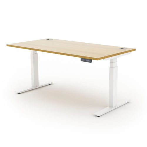 Autonomy Pro Dual Motor Electric Sit/Stand Single Desk - Narrow size