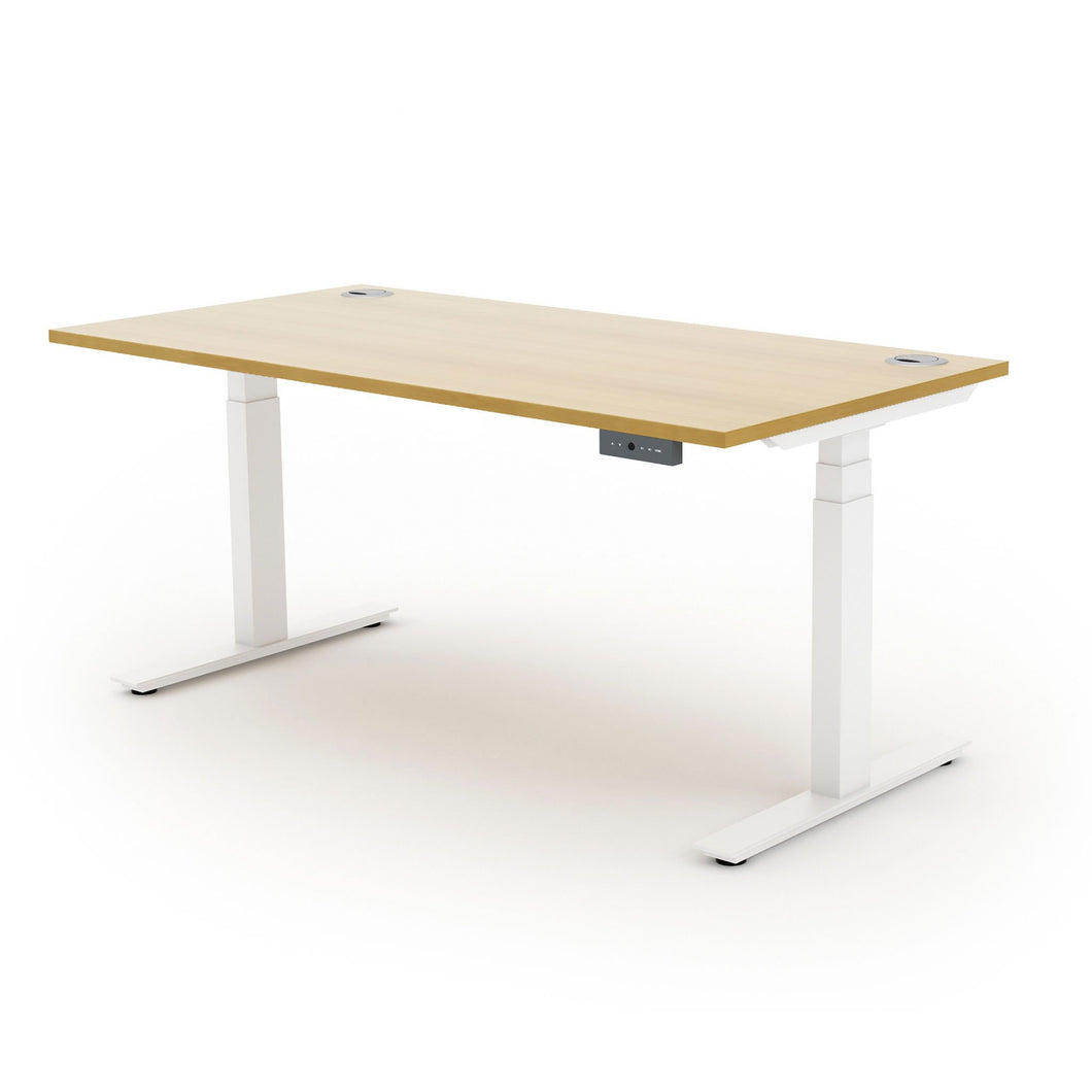 Autonomy Pro Dual Motor Electric Sit/Stand Single Desk