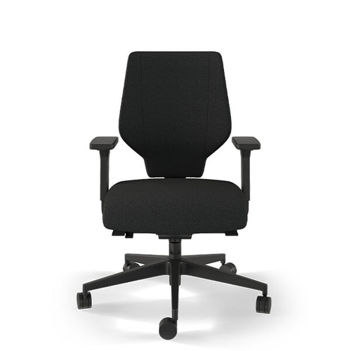 Awareness Ergonomic Office Chair in Black Fabric