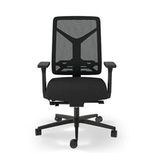 Load image into Gallery viewer, Expectation Ergonomic Office Chair in Black Mesh
