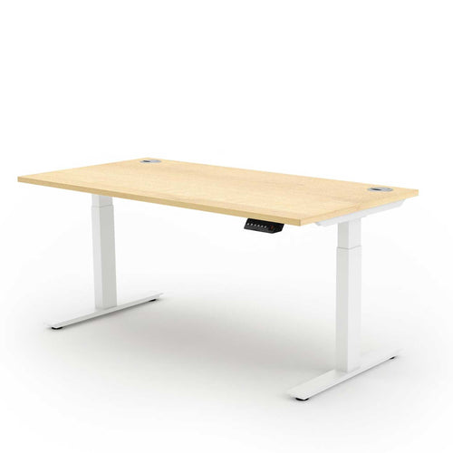 Liberty Sit/Stand Single Desk - Narrow Size