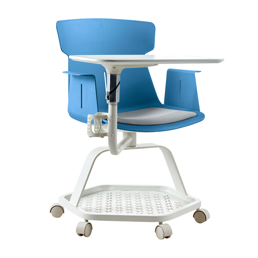Learning chair perfect for social distancing