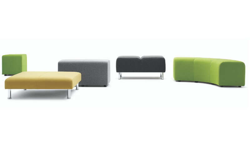 Breakout seating for offices