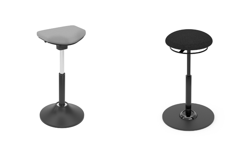 Perching chairs for offices