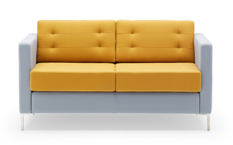 Soft seating for offices