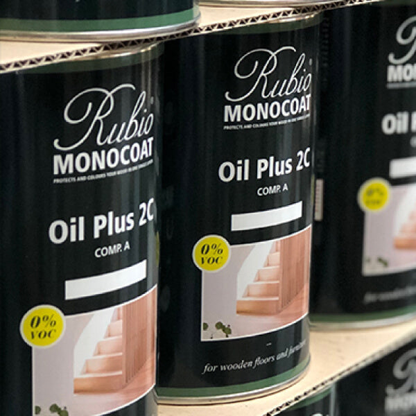 Rubio Monocoat Oil Plus 2C Sizes
