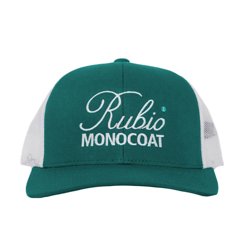 Rubio Monocoat Green Trucker Hat