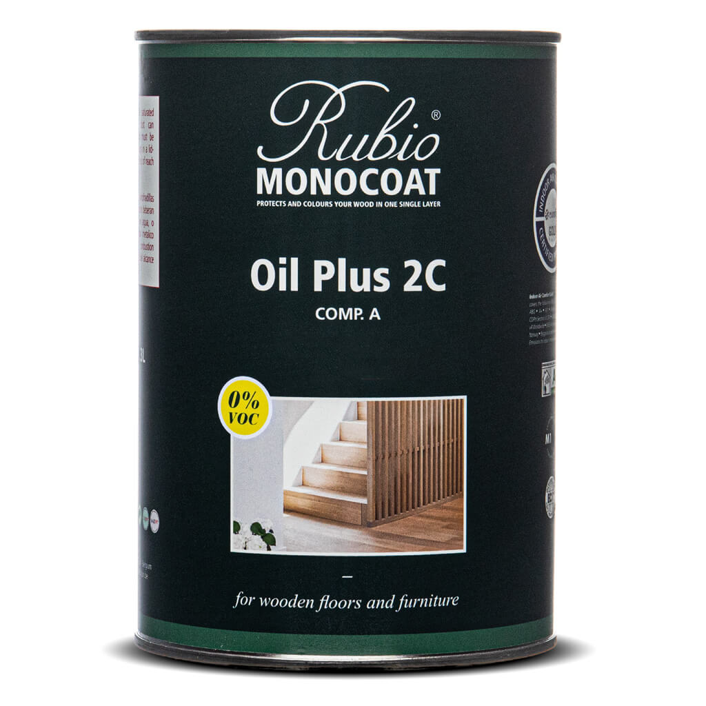 Rubio Monocoat Oil Plus Part A - 1 Liter