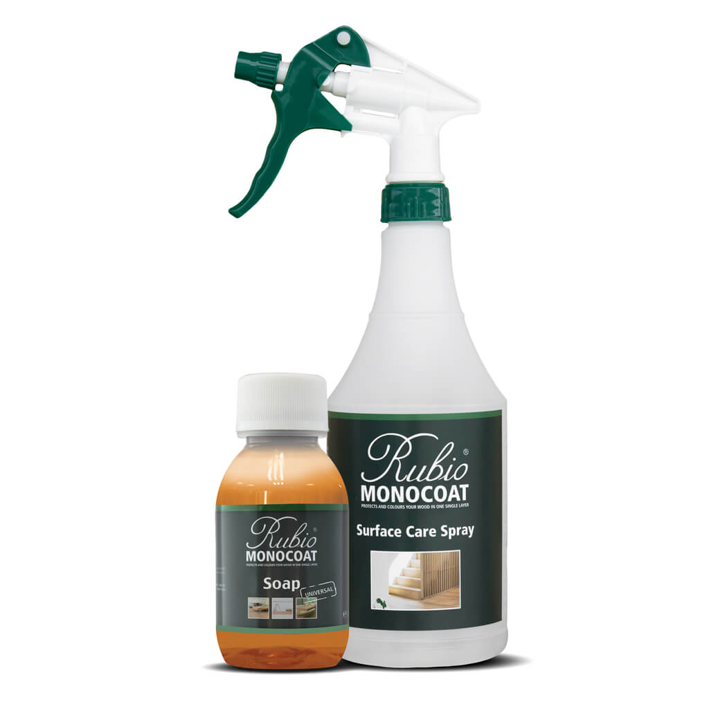 Rubio Monocoat Surface Care Spray Kit