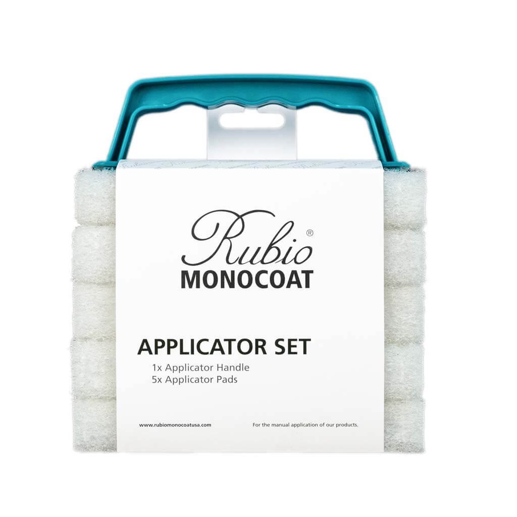 Rubio Monocoat Applicator Set front