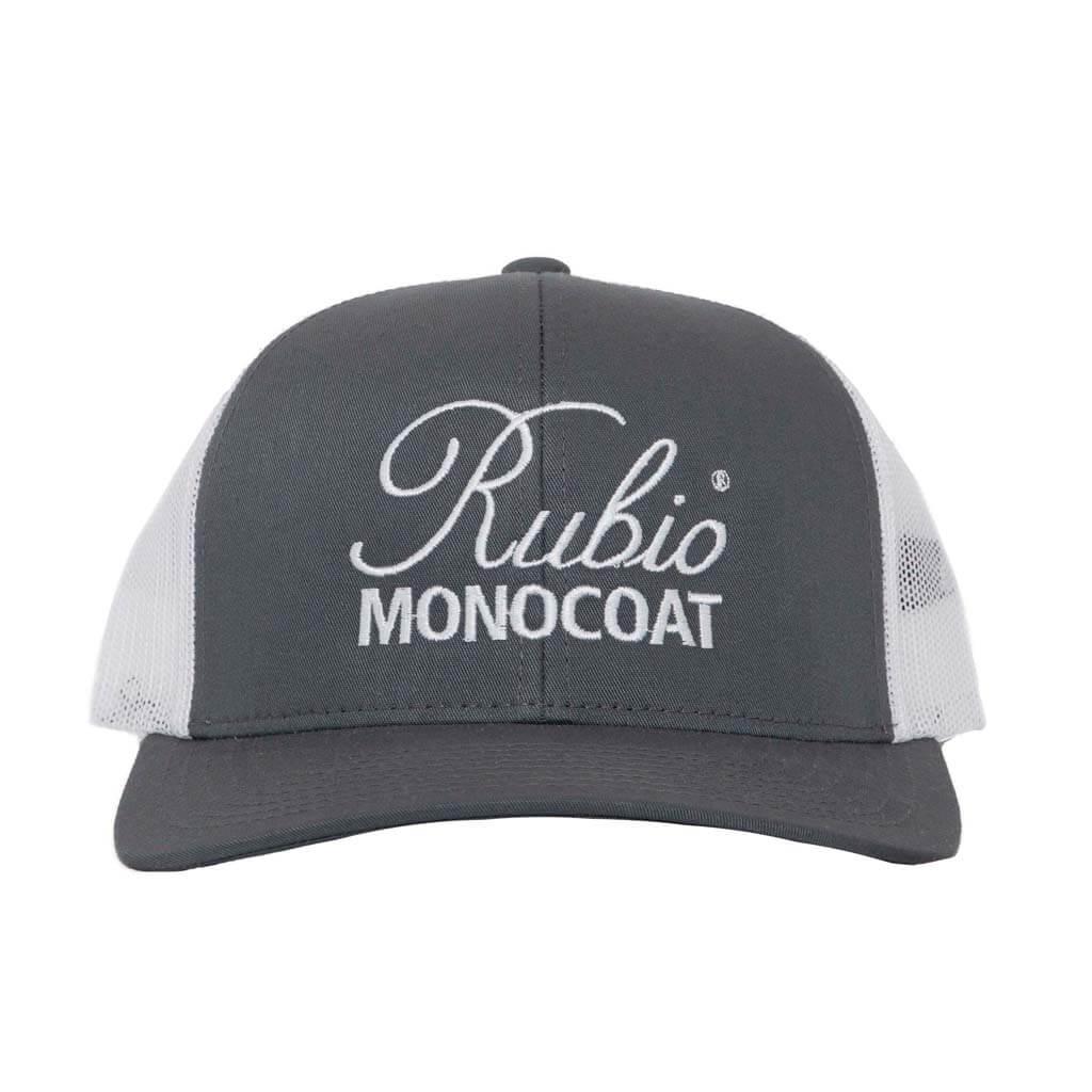 Rubio Monocoat Grey Trucker Hat