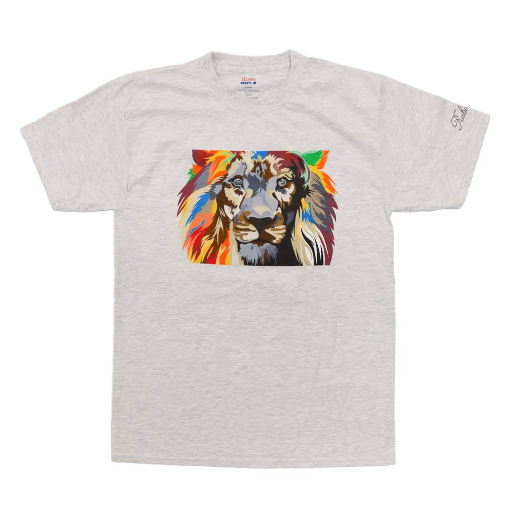 Rubio Monocoat King of Colors T-Shirt Front
